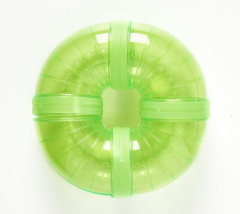 Pet Ting Circle Tubes, Green